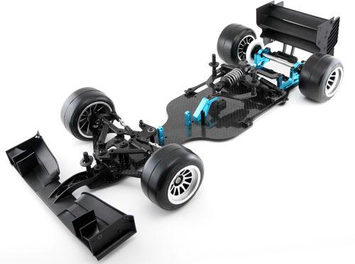Velox F1 – die Änderungen der neuen 2017er Version
