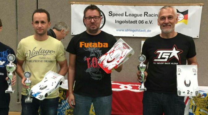 Robert Klier gewinnt mit FUTABA T4PX 2.4GHz Fernsteuerung!