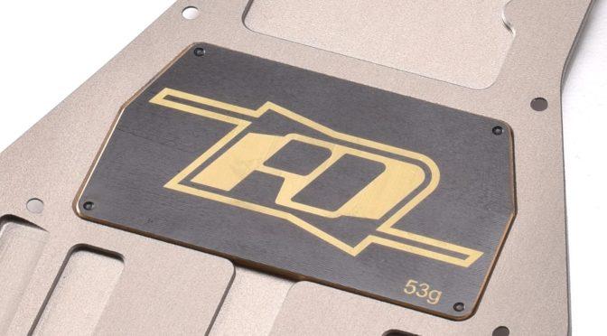 B6 Messing-Elektronikplatte von RDRP