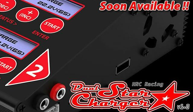 HRC Racing – Dual Star Charger Teaser