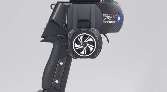 KO PROPO EX-RR mit FHSS Technologie