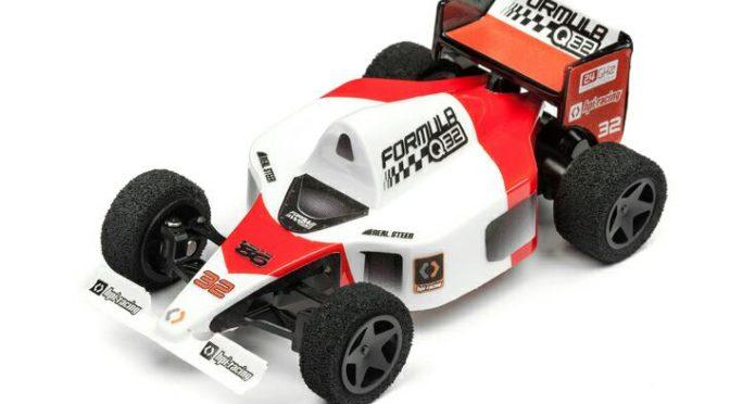 FORMULA Q32 RTR – ROT 1/32 2WD FORMEL