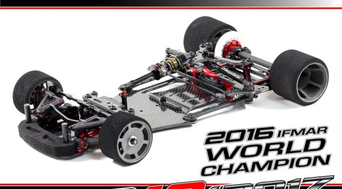 Roche Rapide P12-2017 – Das WM-Fahrzeug