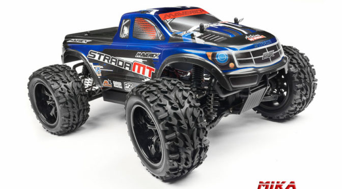 STRADA MT RTR 1/10 ELEKTRO MONSTER TRUCK