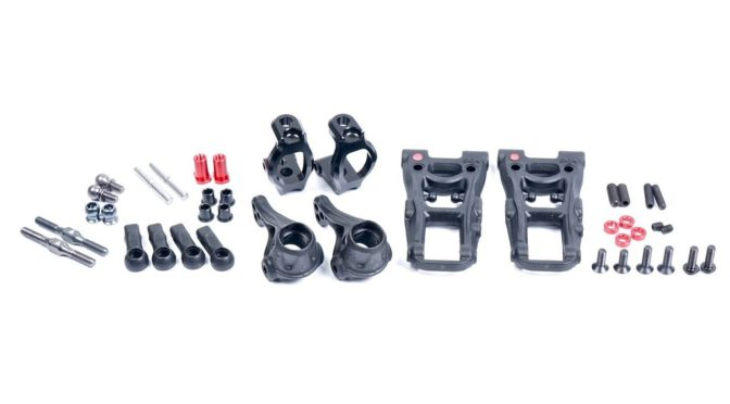 VBC WildFire D09 'ARTS – Active Rear Toe System' Kit