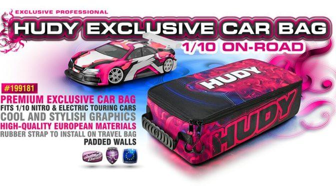 HUDY Car Bag für 1/10 Tourenwagen und Pan Cars