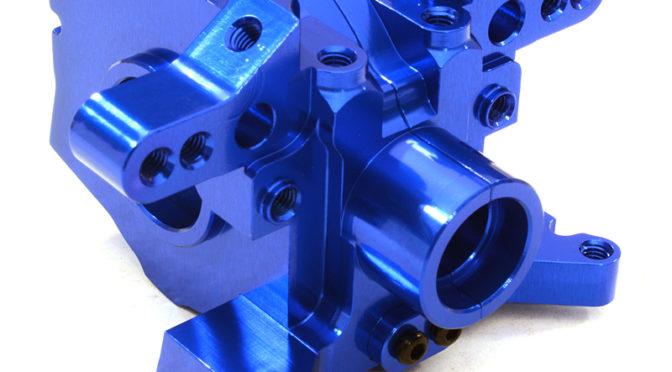 Aluminium-Getriebegehäuse für VATERRA TWIN HAMMERS 1.9 ROCK RACER