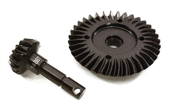 HD Getriebe-Kegelräder für 1/10 YETI, SCX-10, WRAITH, BOMBER und SMT10