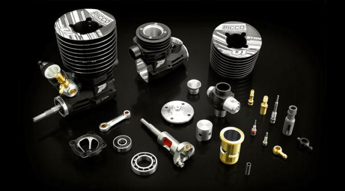 """NEU: Picco V1 """"Race"""" und V1 """"Star"""" Motoren"""