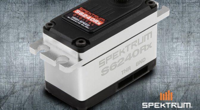S6240RX High Speed Digital Servo w/Receiver