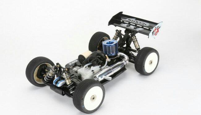 SWORKz S35-3 1/8 Pro Nitro Buggy Kit