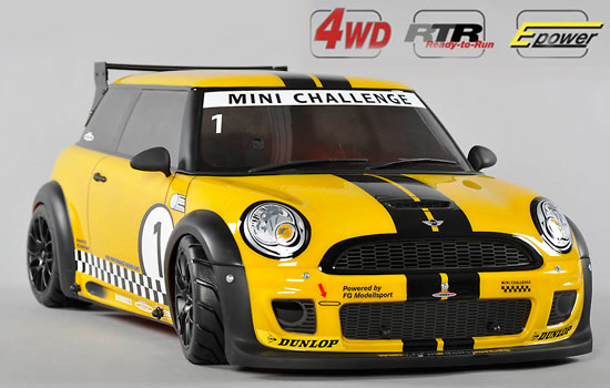 FG Sportsline 4WD-510 RTR Elektro Chassis