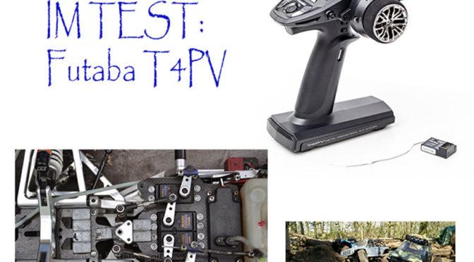FUTABA T4PV IM TEST 3 – Weitere Funktionen