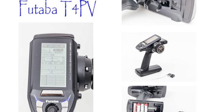 Futaba T4PV im Test 1 – Die gehobene Mittelklasse