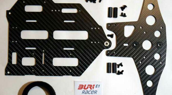 BURI-Racer E1.2 Upgrade Kit
