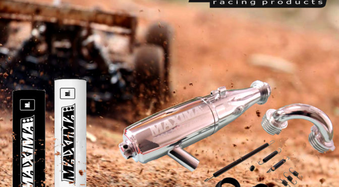 MAXIMA Exhaust System Off-Road Set