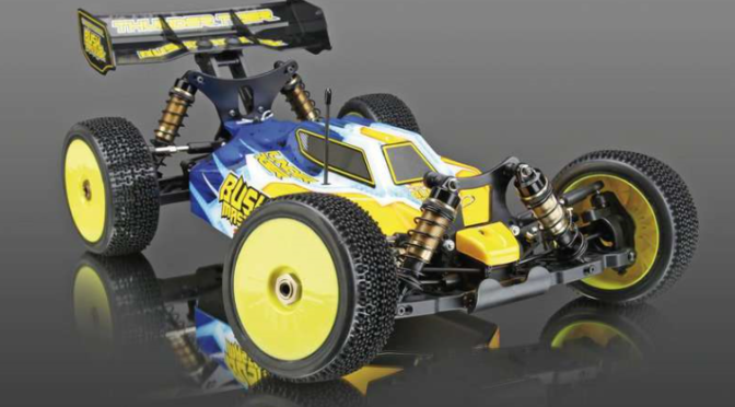 Bushmaster 8E 1:8 Buggy 4WD (RTR)