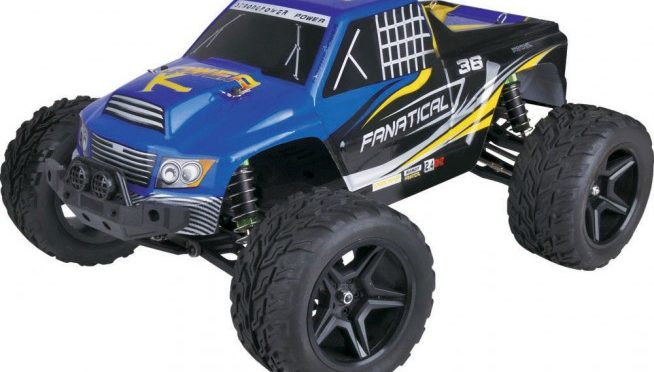 Ripmax Rough Racer 1:12 Monster Truck RTR 2,4GHz