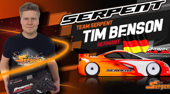 Tim Benson wechselt zu Serpent
