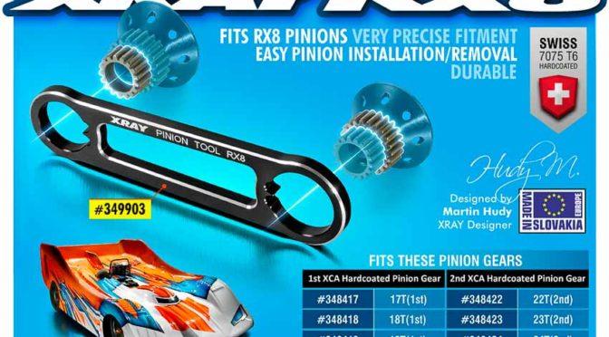 Werkzeug für RX8-Ritzel