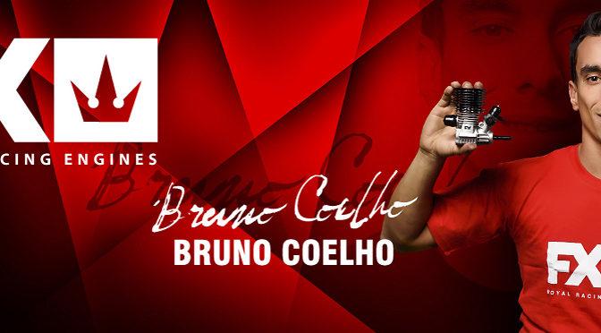 Bruno Coelho weiter mit FX-Engine unterwegs