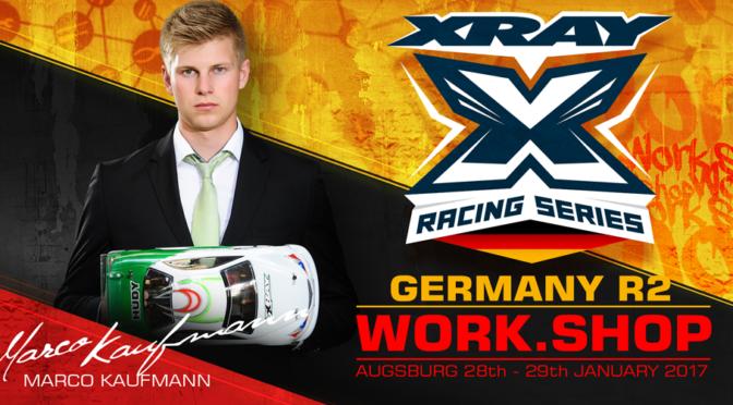 Workshop mit Marco Kaufmann in Augsburg bei der XRS