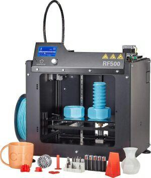 Der neue 3D-Drucker RF500