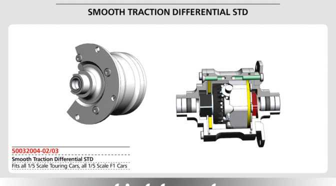 Lightscale STD (Smooth Traction Differenzial)