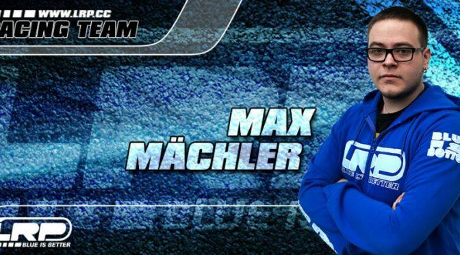 Max Mächler vertraut weiterhin auf LRP!