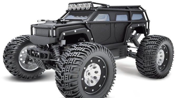Thunder Tiger K-Rock MT4 G5 Truggy 1:8 4WD, grau, Ready to Run (RTR)