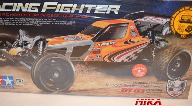 Tamiya DT-03 Racing Fighter – Teil 1: Vorbereitungen, erste Schritte, Lieferumfang und Besonderheiten