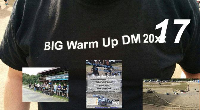 BIG DM WarmUp Rennen 2017 beim BIG-Hamburg e.V.