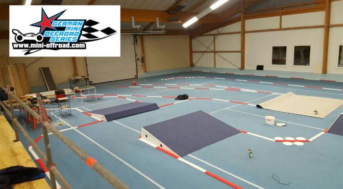 2. Lauf der GMOS Saison 2016/2017 im Megadrom des RC-Team-Nord