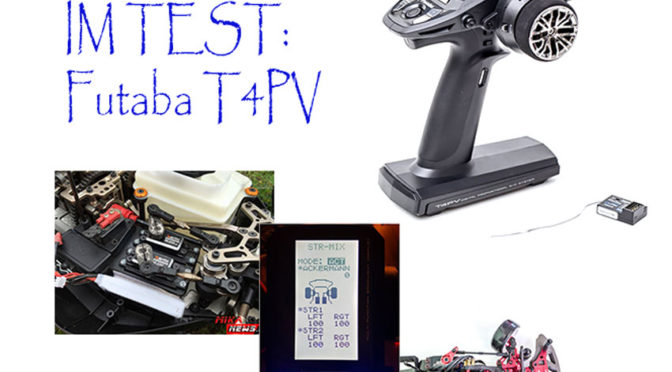 FUTABA T4PV IM TEST 4 – FINALE