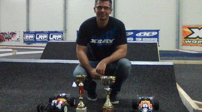 Martin Wollanka gewinnt beim Team Carpet