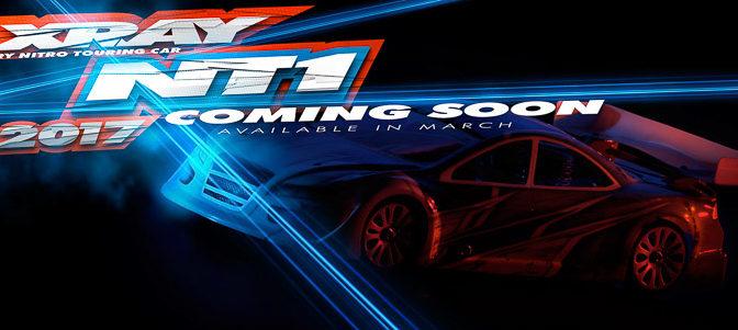XRAY News: XRAY NT1 2017 kommt demnächst