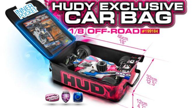 HUDY Car Bag – 1/8 Offroad
