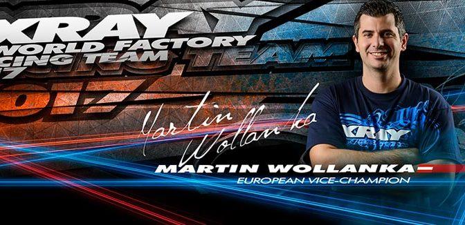 Martin Wollanka verlängert bei Xray