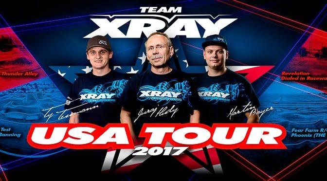 XRAY USA Tour 2017