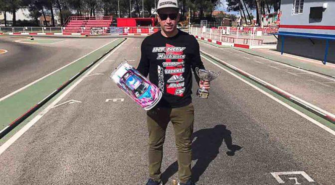 Marc Rheinard gewinnt das Reedy Race of Champions 2017