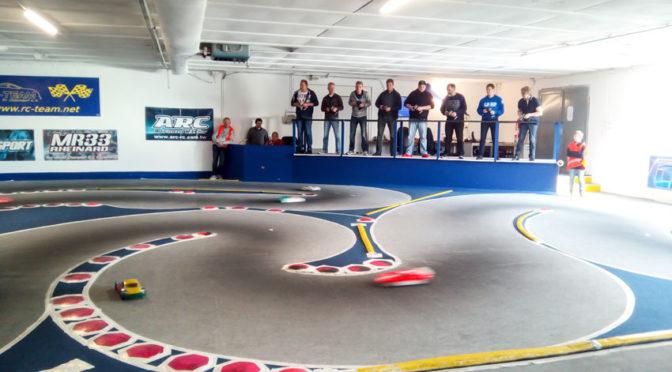 LRP-HPI-Challenge beim RC-Team Pr.Oldendorf