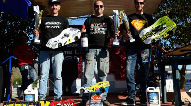 Ielasi and Mazzeo gewinnen beim Cassino EFRA GP