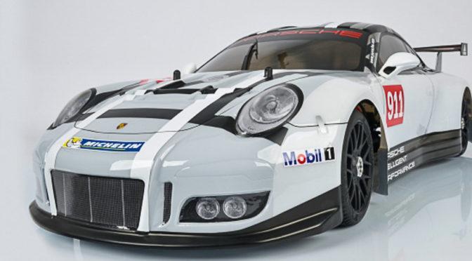 CARSON Porsche 911 GT3 R 6S 2.4G 100% RTR – Ein ferngesteuertes 1:5 Großmodell für Speed-Freaks!