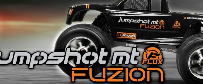 HPI Jumpshot MT FLUX Fuzion ab sofort verfügbar!