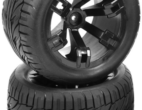 NEW – HRC Racing StreetFighter 1/10 Monster Truck Reifen