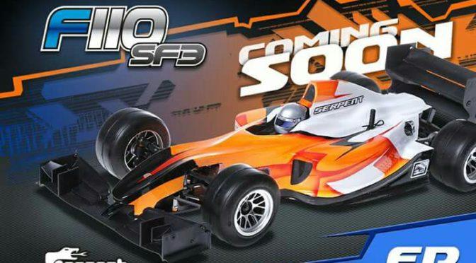 Serpent F110 SF3 – Neuer Formel von Serpent