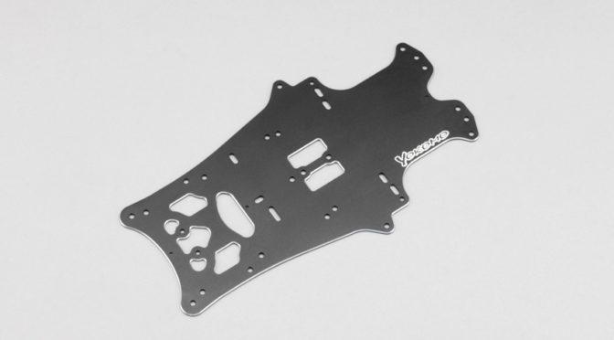 Aluminiumchassis und -Powerpod für den Yokomo YRX12
