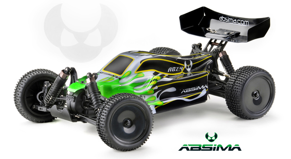 Absima AB2.4 EP 4WD Buggy – kommt demnächst