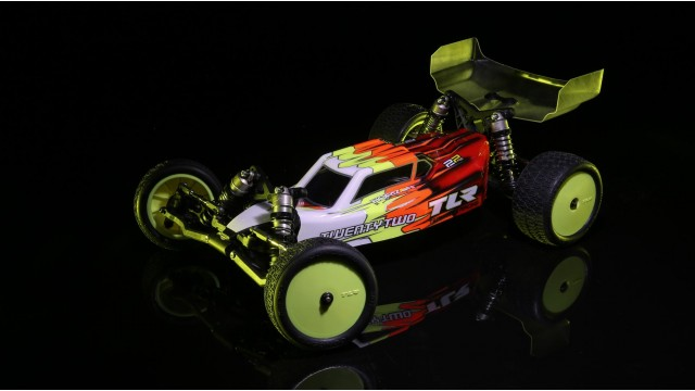 TEAM LOSI RACING® 22™ 4.0 BUGGY KIT