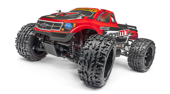 Strada MT Brushless RTR 1/10 Elektro Monster